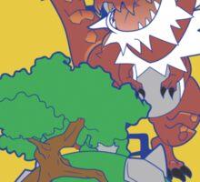 Curse Your Pokemon Betrayal  Sticker