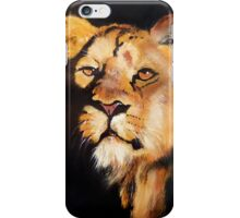 Her Royal Highness - Lioness iPhone Case/Skin