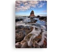 Path to the Pulpit - Cape Schanck Canvas Print