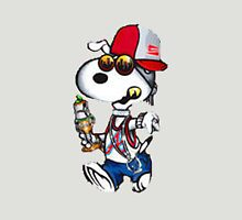 Crunk Snoopy Unisex T-Shirt