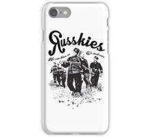 Russkies iPhone Case/Skin