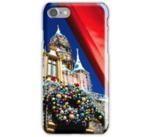 Regal Holiday Welcome iPhone Case/Skin