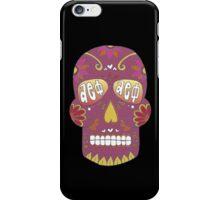 Aephi Sugar Skull iPhone Case/Skin