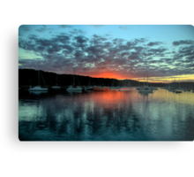 Masters Paint Brush - Newport - Sydney Beaches - The HDR Experience Metal Print