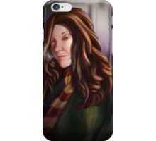 Hermione, Brightest Witch of her Age iPhone Case/Skin