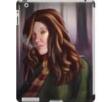 Hermione, Brightest Witch of her Age iPad Case/Skin