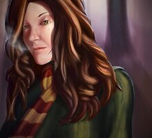 Hermione, Brightest Witch of her Age by Christopher Green