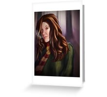 Hermione, Brightest Witch of her Age Greeting Card