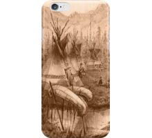 Indians iPhone Case/Skin