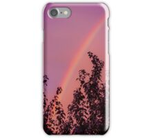 Sunset Rainbow iPhone Case/Skin