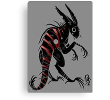 Mutant Rabbit Canvas Print