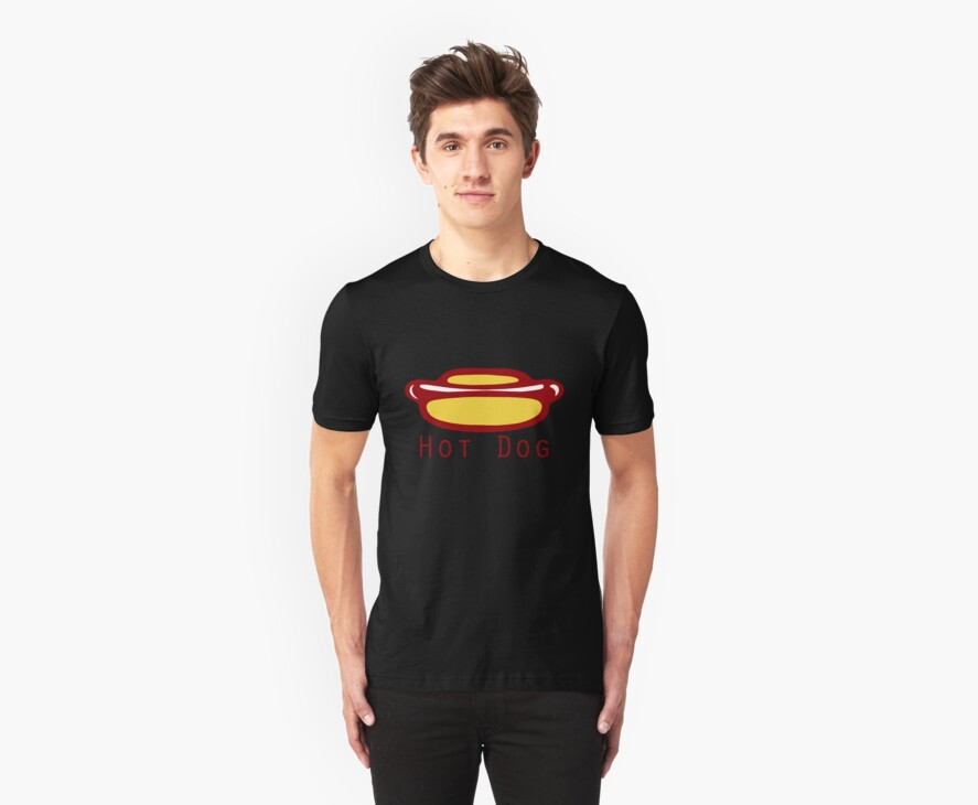 Hot Dog by Dave Reid