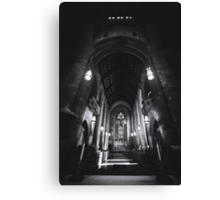 St. John's Cathedral (Spokane, WA) Canvas Print