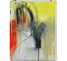 Golden Rain iPad Case/Skin