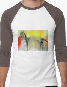 Golden Rain Men's Baseball ¾ T-Shirt
