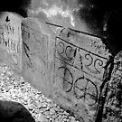Bronze Age Glyphs I by HELUA