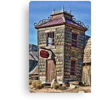 House of Negotiable Affection Canvas Print