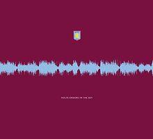 Fan Chants - Aston Villa FC - Holte Enders in the sky. by twelfthman