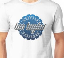 Ian Taylor, Graphic Designer - Tee 1 Unisex T-Shirt