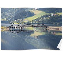 Mirror bridge Poster