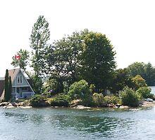 1000  Islands Ontario   by BLODDERS