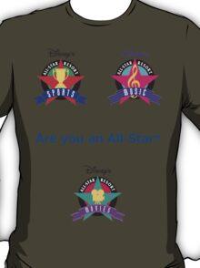 All Star Resorts T-Shirt