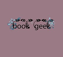 Book Geek- Floral by BookConfessions