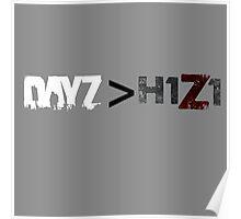 Dayz > H1Z1 Poster