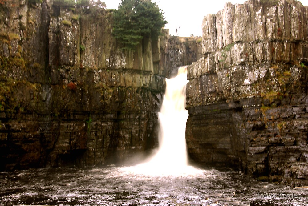 High Force by Trevor Kersley
