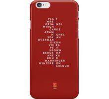 "Arsenal 1998 Double Winners - ""That sums it all up"" iPhone Case/Skin"