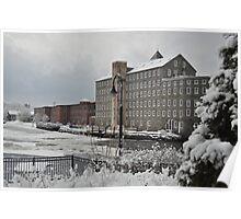 Newmarket Mills Poster