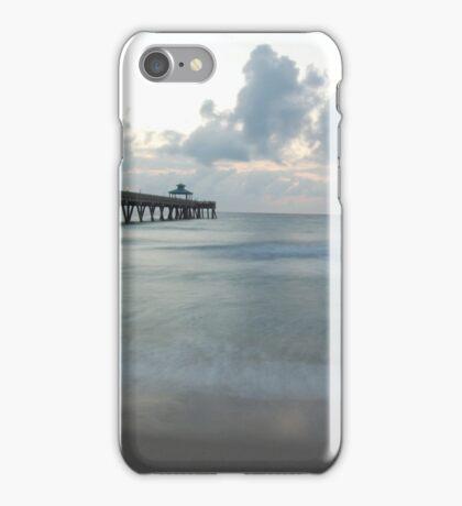 Tranquil Pier iPhone Case/Skin