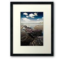 Inch Beach, County Kerry, Ireland Framed Print