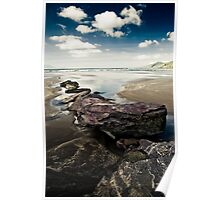 Inch Beach, County Kerry, Ireland Poster