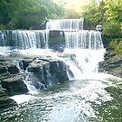 Waterfall by sunshine0
