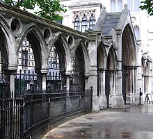 Royal Courts of Justice by Karen Martin