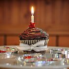 Birthday Cupcake by Tracy Friesen