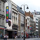 Part of The Strand, London by KarenM