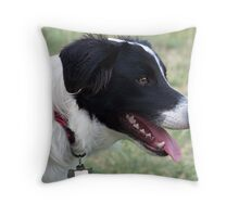 I'm A Real Wild One Throw Pillow