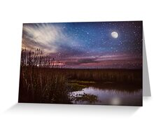 Goodnight, Louisiana Greeting Card