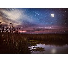 Goodnight, Louisiana Photographic Print