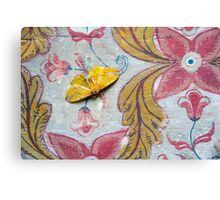 Samadhi Moth Canvas Print