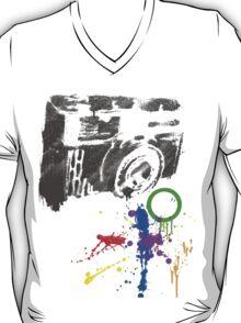 Camera Burst! T-Shirt