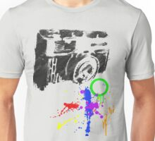 Camera Burst! Unisex T-Shirt