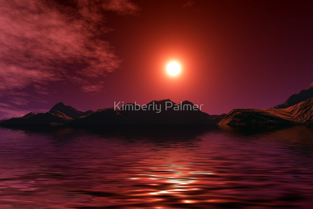 Morning Sunrise by Kimberly Palmer