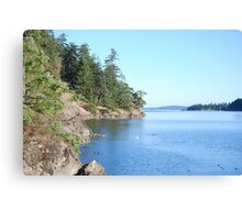 Super Natural British Columbia 1 Canvas Print
