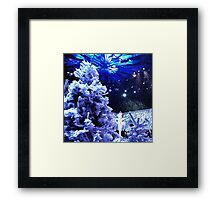 Christmas in Arrendale Framed Print