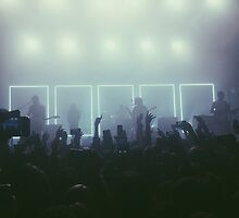 the 1975 stage by ashleyay