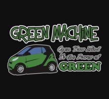 Green Machine by bchrisdesigns