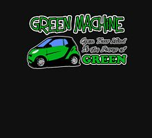 Green Machine Womens Fitted T-Shirt